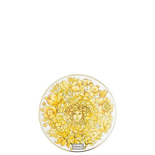 Versace Plato 17 cm Medusa Rhapsody Nueva colección