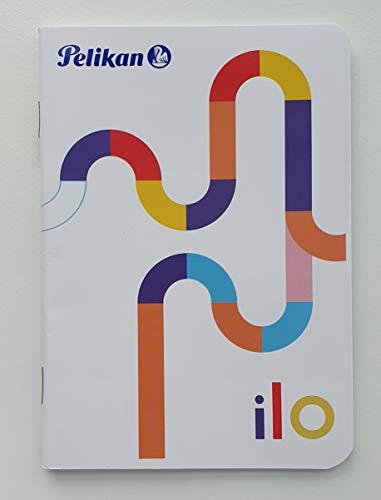 Pelikan Ilo 256414 - Cuaderno (A6, 32 hojas, con puntos, 1 unidad)