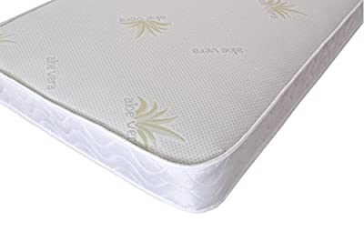 The eXtreme Comfort Basic Budget Memory Foam Spring Mattress, Choice of Fabric, Bamboo, Aloe Vera, Stress Free, Economic Memory Foam and Spring Mattress