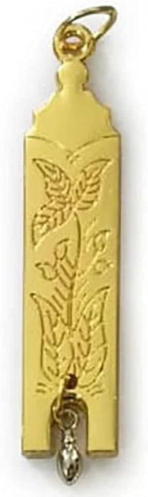 Masonic Gold Regalia Collar Jewel - Junior Warden