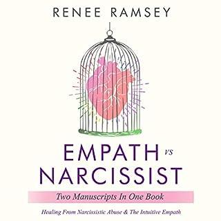 Empath vs Narcissist: Two Manuscripts in One Book cover art