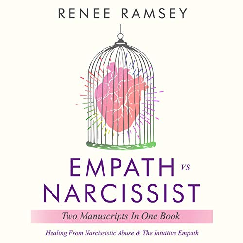 Empath vs Narcissist: Two Manuscripts in One Book audiobook cover art