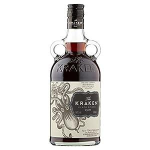 The Kraken Black Spiced 40% Vol. 0.7L - 700 ml
