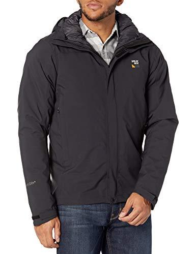 Sprayway Men s Volda 3 In 1 Jacket, Black, Large