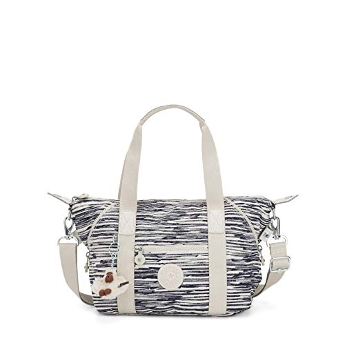 Kipling Art Mini, Cartables femme, Multicolore (Scribble Lines)