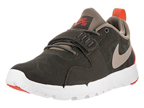 Nike Men's Trainerendor Ankle-High Fabric Skateboarding Shoe