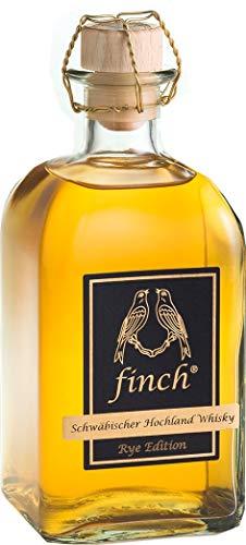 finch Whiskydestillerie SpecialGrain Rye Edition 46% vol Whisky (1 x 500 ml)