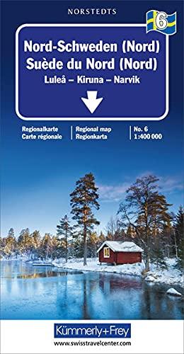 Sweden North (North) - Lulea / Kiruna / Narvik: 1266