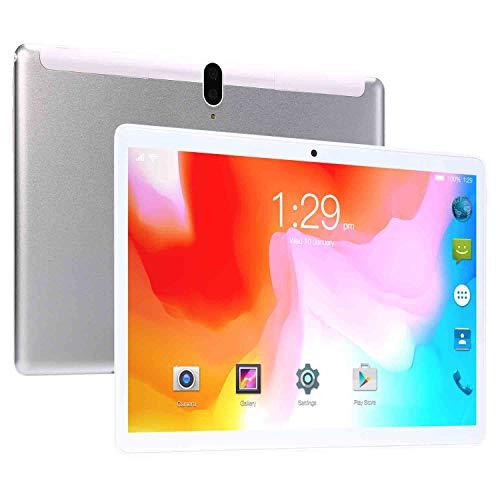 S13 10 inch Tablet, 8GB RAM + 128GB ROM with Quad-Core Processor- Google GSM Certified- Dual SIM| 8800mAh| WiFi| Bluetooth| GPS| 8+13 MP Camera