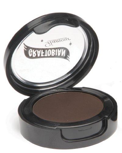Graftobian Professional Hd Cake Eyeliner - Espresso Brown 0.18 Ounce