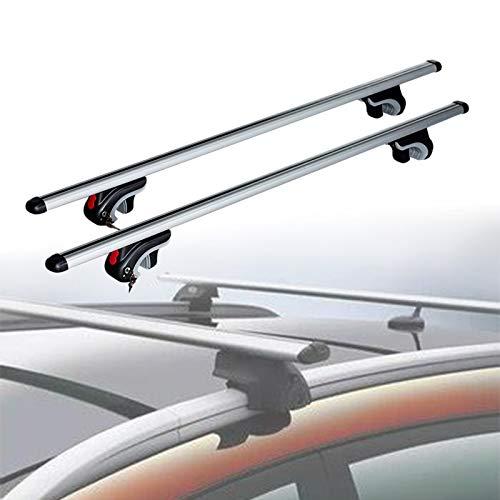 ZhiLianZhao Portaequipajes Portaesquís Soporte Universal para Kayak En Forma con Reutilizable para Techo De Camión De Coche Universal