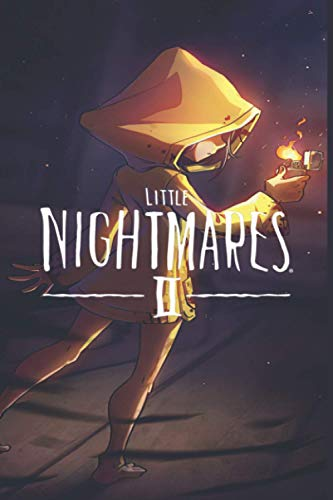Little nightmares 2: Notebook Journal for gamers , kids and all adults for school , university or dairy Notebook ( 110 lined Pages 6x9 inches ) 2021
