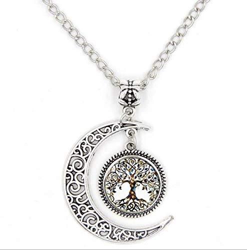 Conjunto de collar y pulsera de plata de ley 925 para mujer, bonita fiesta