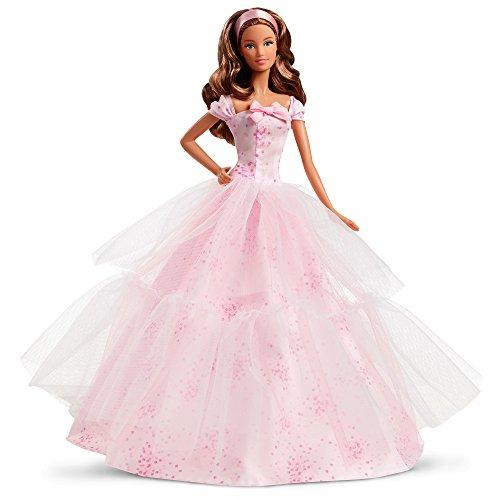 Barbie Birthday Wishes 2016 Barbie Doll, Hispanic by Barbie