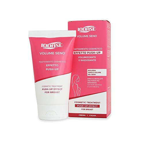 Iodase Volume Seno Crema ad effetto push up e volumizzante per il seno - 150 gr