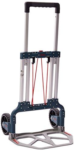 Bosch Professional Sackkarre aus Aluminium (klappbar, belastbar bis 125 kg)