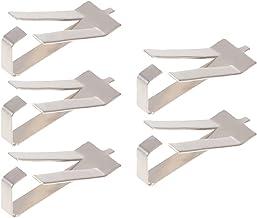 Scicalife 5Pcs 3D Skrivare Varm Sängglas Plattformsäkring Clips Hållare Användbar Glassäng Clip 3D Skrivare Glas Platta Fo...