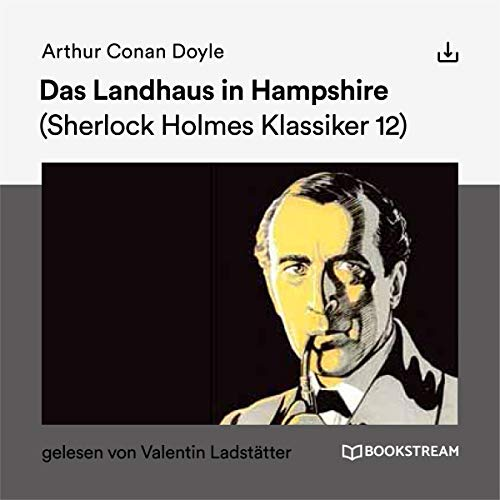 Das Landhaus in Hampshire audiobook cover art