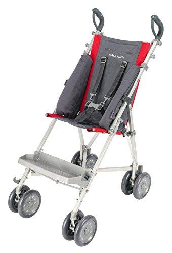 Maclaren Supports latéraux Major Elite - Accessoire conçu pour les fauteuils de transport à besoins spéciaux, Ajoute un confort et une protection supplémentaires, S'adapte facilement