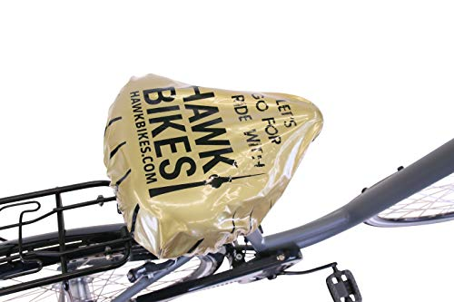 Comfort Bikes HAWK City Wave Deluxe Plus (Basket Included)
