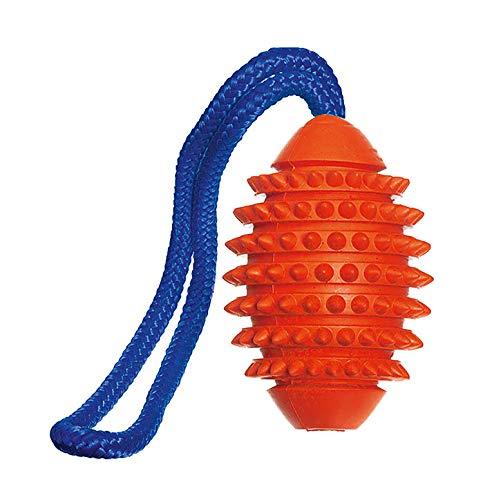 Karlie - Juguete Flotante para Perros Boomer Aqua Football (9,5cm)