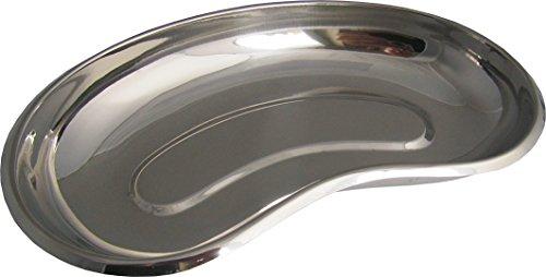 Pflegehome24® Nierenschale aus Edelstahl, sterilisierbar rostfrei autoklavierbar