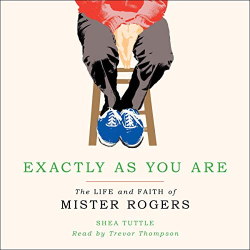 Exactly as You Are audiobook cover art