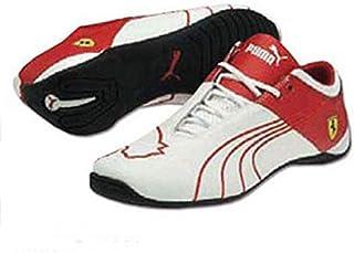 580c72e0aa361 Ferrari Puma Zapatillas Junior Future Cat M1 Blanco Talla 28