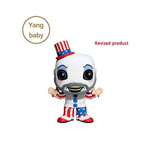 Yang baby Películas Pop: Capitán Spaulding Vinil Figura