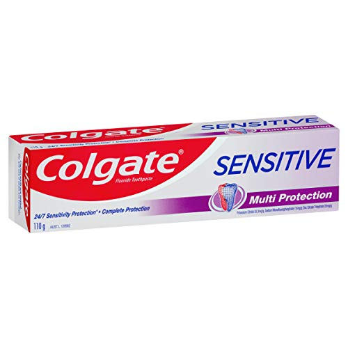 Colgate Sensitive Multi Protection Toothpaste, 110g, For Sensitive Teeth Pain Relief