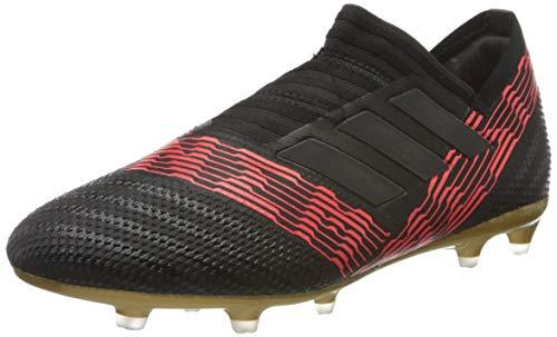 adidas Unisex-Kinder Nemeziz 17+ 360Agility FG Fußballschuhe, Rot (Koralle/Rot Koralle/Rot), 38 EU