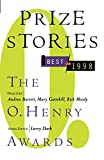 Prize Stories 1998 (The O. Henry Prize Collection)