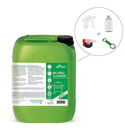 Bio-Chem Bio BBQ Cleaner Grillreiniger für Aluminium und Edelstahl (5 L)