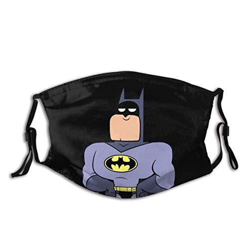 liangchunmei Bat-Man Go! Wiki Personalisierter Mundschutz Wiederverwendbarer Mundschutz gegen Staub