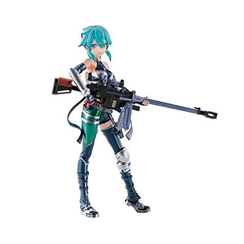 Bandai - Figurine Sword Art Online - Fatal Bullet Sinon 20cm - 3296580813353