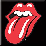 The Rolling Stones Aimant Classic Tongue Nouveau Officiel 76Mm X 76Mm