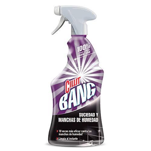 Cillit Bang - Spray Limpiador Suciedad y Manchas de Humedad, para baños y juntas negras - 750 ml (3040445)