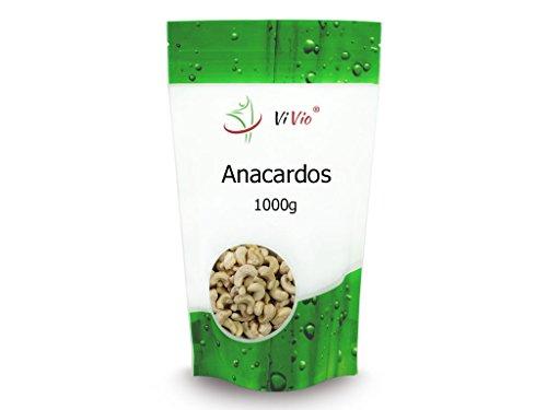 Anacardos crudos 1kg