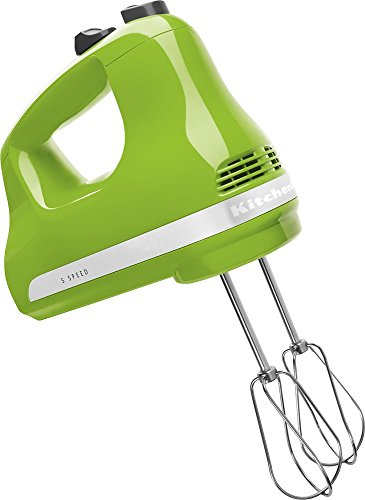 KitchenAid KHM5AP 5-Speed Ultra Power Hand Mixer (Green Apple) Maryland