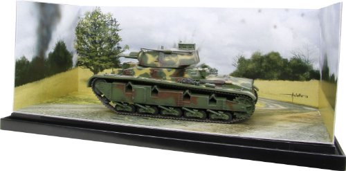 1/72 WW.II German Neubau Foul Arsizio cum multi-turret tank (Car 2) (Panoraama BOX painted finished goods) (japan import)