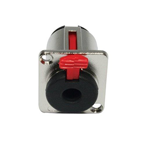 Accu Cable AC-C-PJ6S Klinke Stereo Einbaubuchse, 6,3 mm