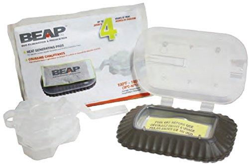 BEAPCO 10029 - Quick-Response Bed Bug Detection Kit