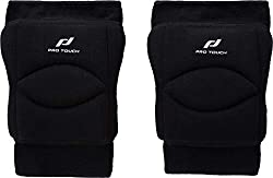 Pro Touch Knee Pads Match, Black, L