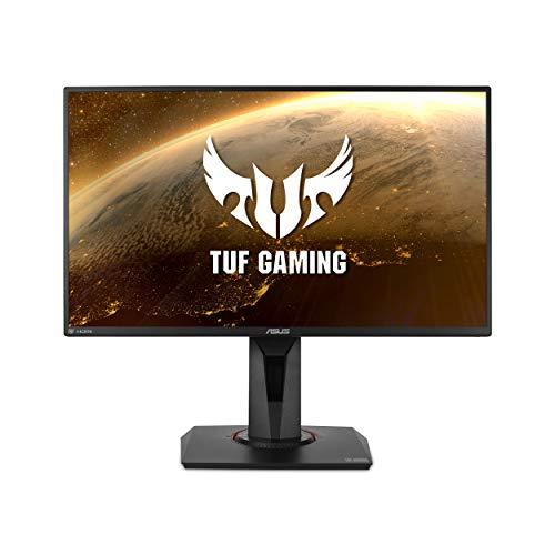 """Asus VG259Q 24.5"""" Gaming Monitor 144Hz Full HD (1920 X 1080) 1ms IPS Elmb FreeSync Eye Care DisplayPort HDMI"""