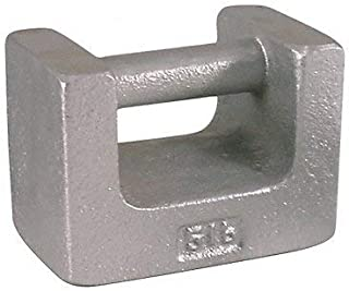 Rice Lake Weighing Systems Calibration Weight 5 lb