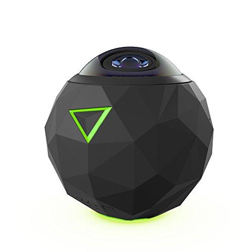 360fly 4K VRアクションカメラ 4K対応 360°動画・静止画 64GB内蔵メモリー搭載 FL364KZ111