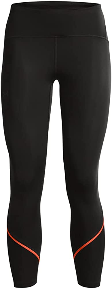 Under Armour Women's Opening large release sale Fly Fast Performance Jet Gray Tights 7 8 outlet
