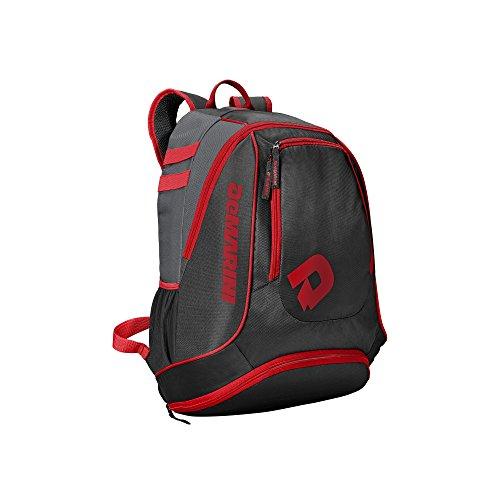 DeMarini Sabotage Backpack - Scarlet