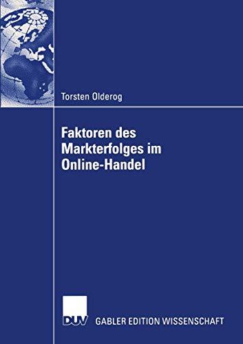 Faktoren des Markterfolges im Online-Handel