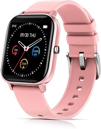 Smartwatch Offerta Del Giorno, Impermeabile DUODUOGO K8 Bluetooth Smartwatch per uomo Donna...